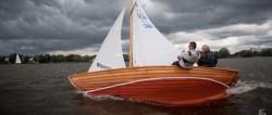 Juniorbåde kan også ligge skråt! (Hamburg Summer Classics 2014)